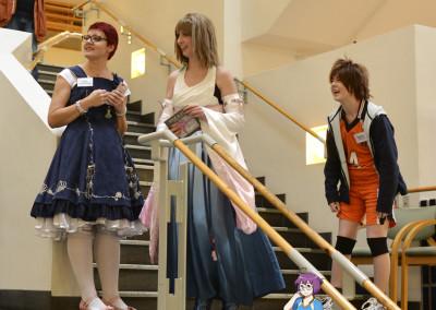 Premieutdeling cosplay, Animanga 2014