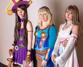 Påmelding til cosplaykonkurranse 2015