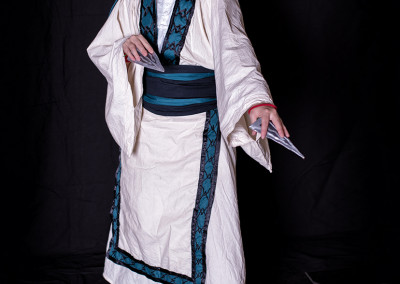 Ja'far (Magi) cosplay