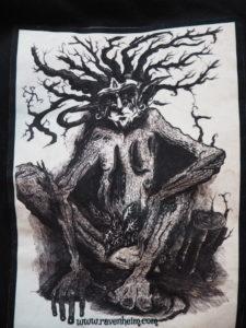 Ravnheim t-skjorte